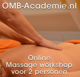 Spirituele agenda - Online Massage workshop voor 2 personen