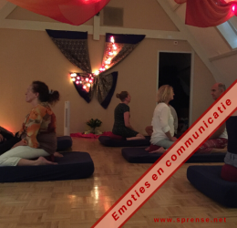 Spirituele agenda - Tantra Experience 'emoties en communicatie'