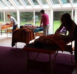 Spirituele agenda - Massage weekend