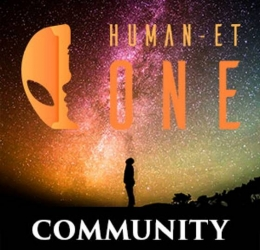 Spirituele agenda - Human-ET One Monthly MeetUp