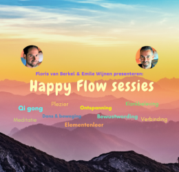 Spirituele agenda - Happy Flow sessies (Heesch)