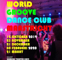 Spirituele agenda - World Groove Dance Club