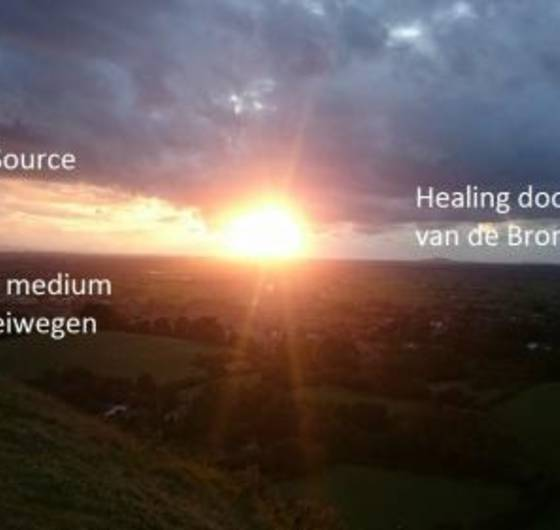 Spirituele agenda - Cursus Lightlanguage healer + medium ToS