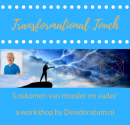 Spirituele agenda - Transformational Touch ~ Grouphealing
