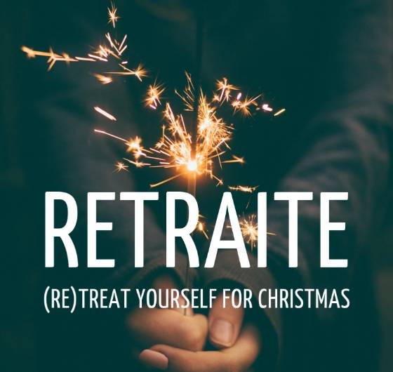 Spirituele agenda - Kerst Retraite - 5-daagse -(re)treat yourself