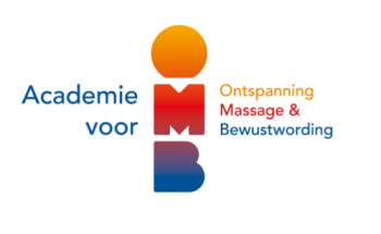 Logo van OMB Academie Massage Opleiding, Cursus, Workshop